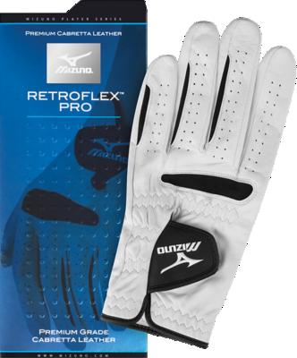 Mizuno Golf Men Golf Gloves Leather Retro Flex
