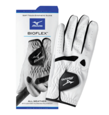 Mizuno Golf Men Golf Gloves Synthetic Other
