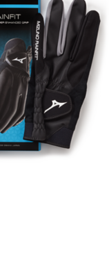 Mizuno Golf Men Golf Gloves Synthetic Rain Flex