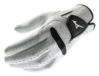Mizuno Golf Men Golf Gloves Leather Skin Tite