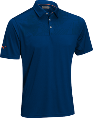 Mizuno Golf Men Apparel Tops Short Sleeve
