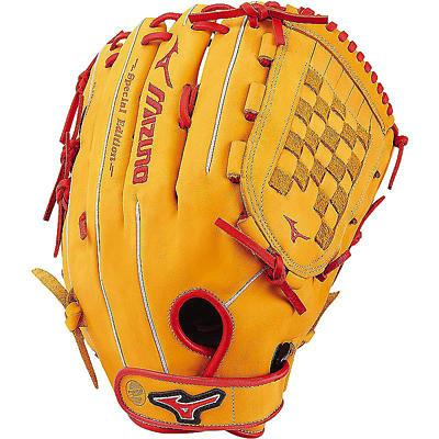 Mizuno Diamond Unisex Ball Gloves Slowpitch M V P