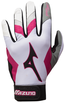 Mizuno Diamond Youth Batting Gloves Fastpitch Finch