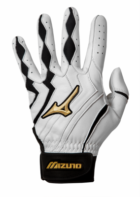 Mizuno Diamond Men Batting Gloves Baseball Pro Limited