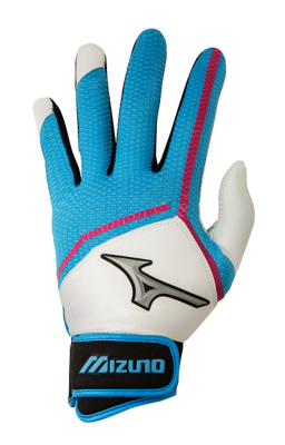 Mizuno Diamond Women Batting Gloves Fastpitch Finch