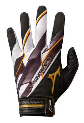 Mizuno Diamond Men Batting Gloves Baseball Chipper