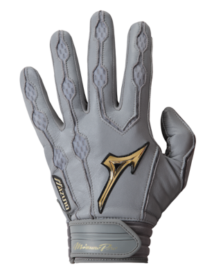 Mizuno Diamond Mens Batting Gloves Baseball Pro Limited