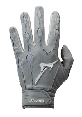 Mizuno Diamond Mens Batting Gloves Baseball Techfire