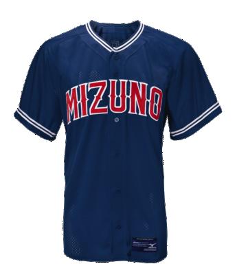 Mizuno Diamond Men Team Apparel Tops Jersey