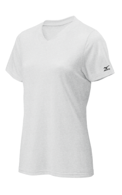 Mizuno Diamond Women Team Apparel Tops Short Sleeve
