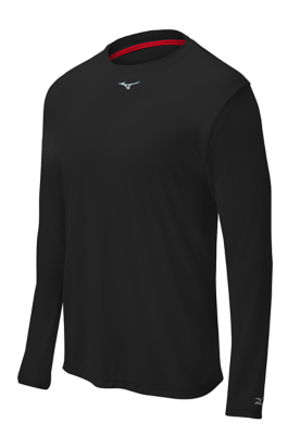 Mizuno Diamond Men Team Apparel Tops Long Sleeve