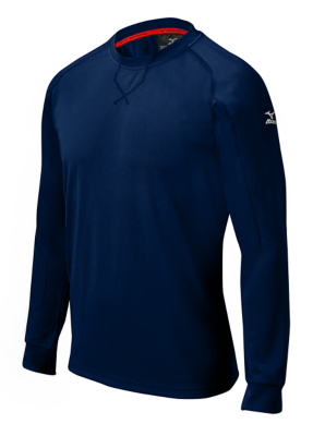 Mizuno Diamond Men Team Apparel Outerwear Long Sleeve