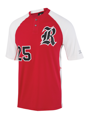 Mizuno Diamond Men Team Apparel Tops Jersey