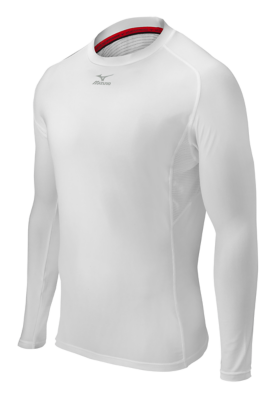 Mizuno Diamond  Team Apparel Underwear Long Sleeve