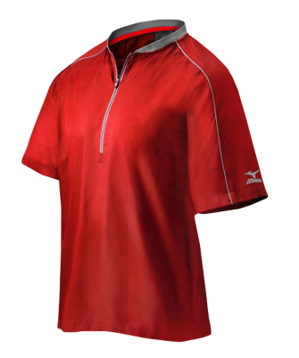 Comp Short-Sleeve Batting Jacket | Mizuno Canada