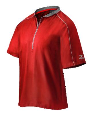 Comp Short-Sleeve Batting Jacket | Mizuno Canada