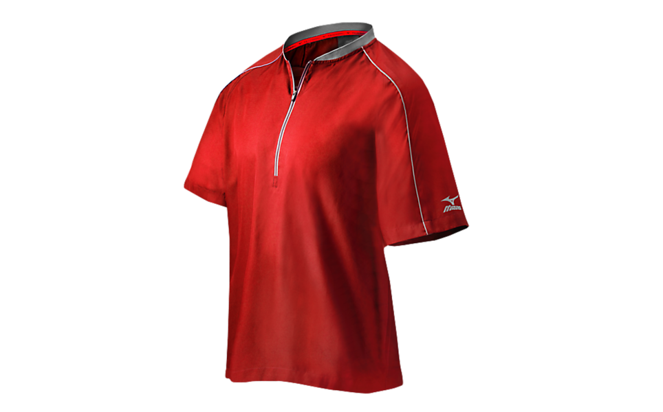 Comp Short-Sleeve Batting Jacket   Mizuno Canada