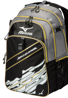 Mizuno Diamond Unisex Bags Back Pack Backpack