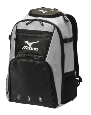 Mizuno Diamond Unisex Bags Back Pack Back Pack