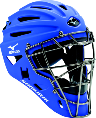 Mizuno Diamond Youth Protective Helmets Samurai