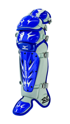 Mizuno Diamond Unisex Protective Leg Guards Samurai