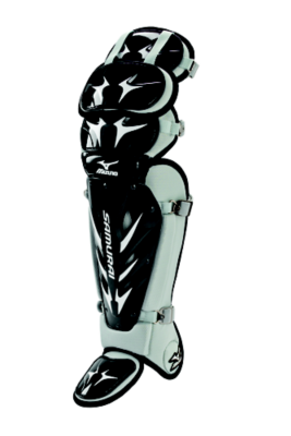 Mizuno Diamond Youth Protective Leg Guards Samurai