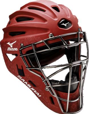 Mizuno Diamond Unisex Protective Helmets Samurai