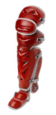 Mizuno Diamond Mens Protective Leg Guards Pro Limited