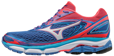 Mizuno Running Womens Road-Trail Support Moderate