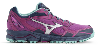 Mizuno Running Womens Road-Trail Neutral Moderate