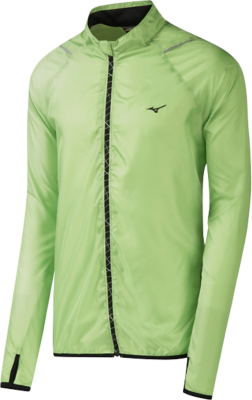 Mizuno Running Men Training Apparel Outerwear Jacket
