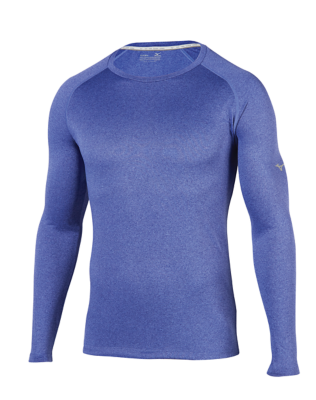 Mizuno Running Mens Training Apparel Tops Long Sleeve