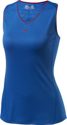 Mizuno Running Women Training Apparel Tops Sleeveless