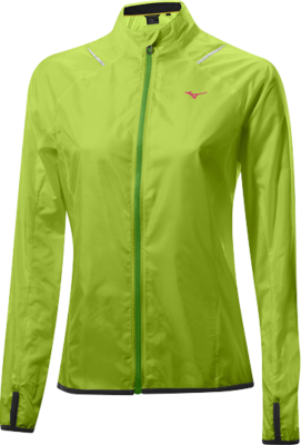 Mizuno Running Women Training Apparel Outerwear Long Sleeve