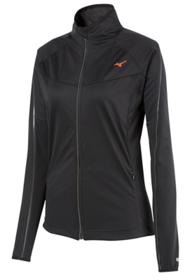 Mizuno Running Women Training Apparel Outerwear Jacket