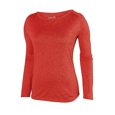 Mizuno Running Womens Training Apparel(Dia/Ath) Tops Long Sleeve