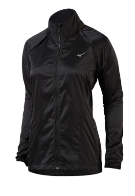 Mizuno Running Womens Training Apparel Outerwear Jacket