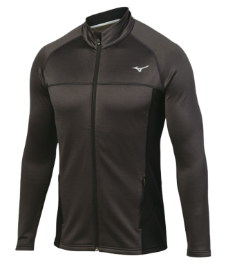 Mizuno Running Mens Training Apparel(Dia/Ath) Outerwear Long Sleeve