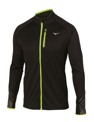 Mizuno Running Mens Training Apparel(Dia/Ath) Outerwear Jacket