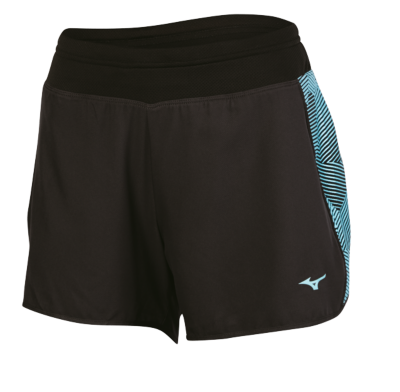 Mizuno Running Womens Training Apparel(Dia/Ath) Bottoms Shorts