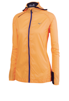 Mizuno Running Womens Training Apparel(Dia/Ath) Outerwear Jacket