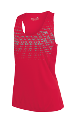 Mizuno Running Womens Training Apparel(Dia/Ath) Tops Sleeveless