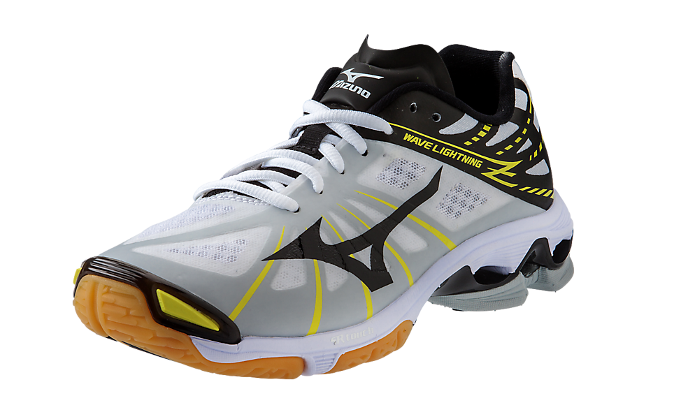 Mizuno Wave Lightning Z Mid 2017