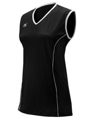 Mizuno Volleyball Women Team Apparel Tops Sleeveless