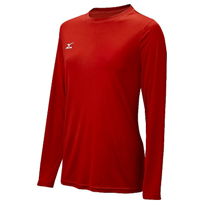Mizuno Volleyball Youth Team Apparel Outerwear Long Sleeve