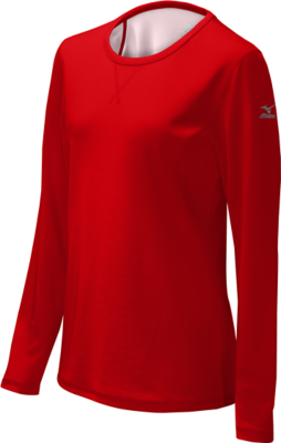 Mizuno Volleyball Women Team Apparel Outerwear Long Sleeve