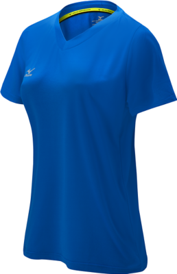 Mizuno Volleyball Youth Team Apparel Tops Short Sleeve