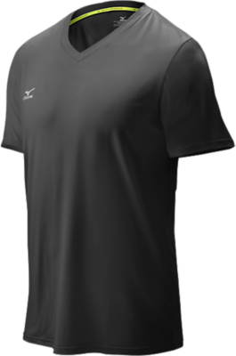 Mizuno Volleyball Men Team Apparel Tops Short Sleeve