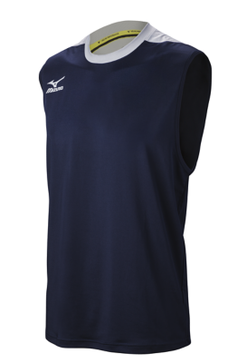 Mizuno Volleyball Mens Team Apparel(Dia/Ath Only) Tops Short Sleeve