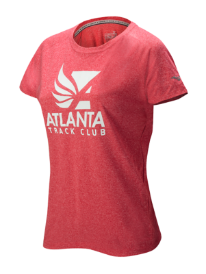 Mizuno Running Women Training Tops Short Sleeve